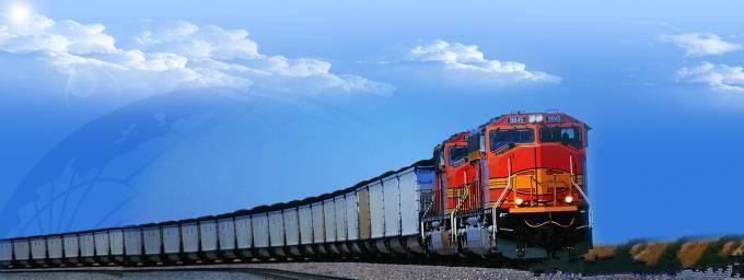 Guangzhou to Alma-ata railway transportation