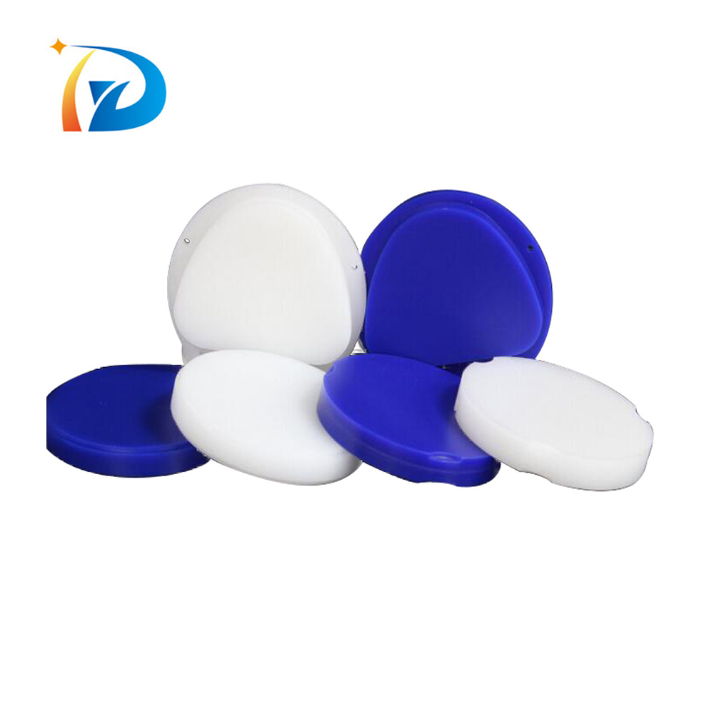 Millable Blue White Wax CAD CAM Open System Disc