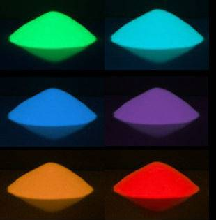 UV invisible pigment/UV fluorescent powder/fluorescent phosphor powder