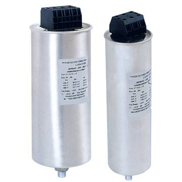 Cylindrical type power capacitor
