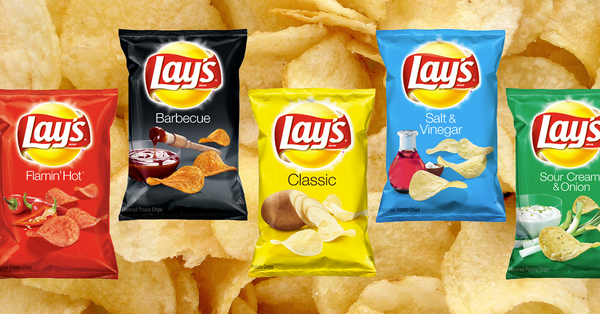 Lays potatoe chips for sale