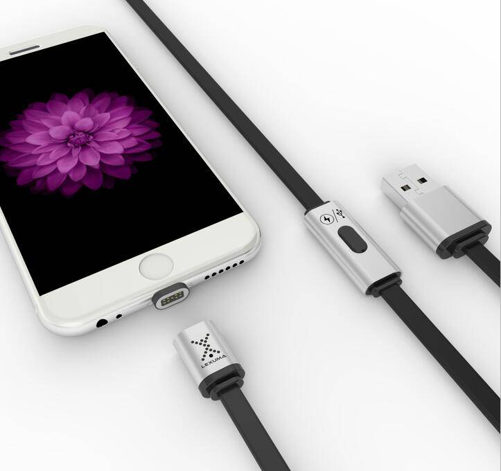 Lexuma XMAG Lightning Magnetic USB Cable Data Cable, CE RoHS, FCC