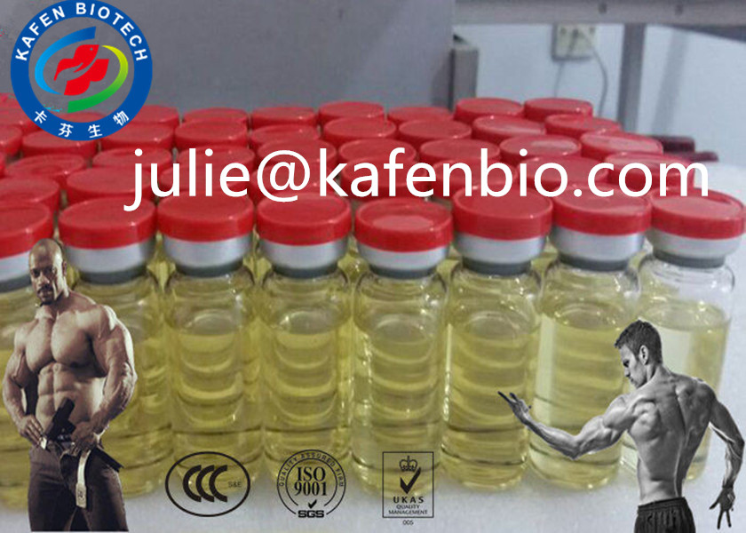 Mixed Injectable Steroids Tri Test 300 Yellow Oil Liquid