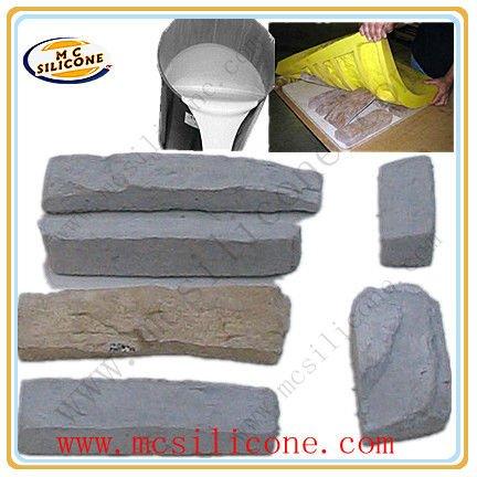 Concrete Stone Molding RTV-2 Silicone Rubber