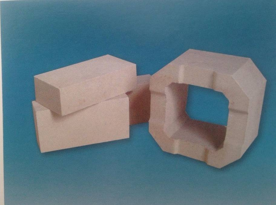Bonded AZS Bricks