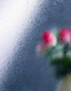 3-6mm clear Patterned glass Nashiji