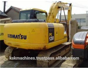 used komatsu pc130 excavators