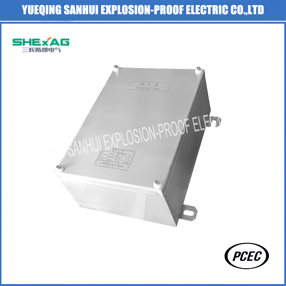 SH-BJX Increased safety explosion-proof junction box (e II/DIP)