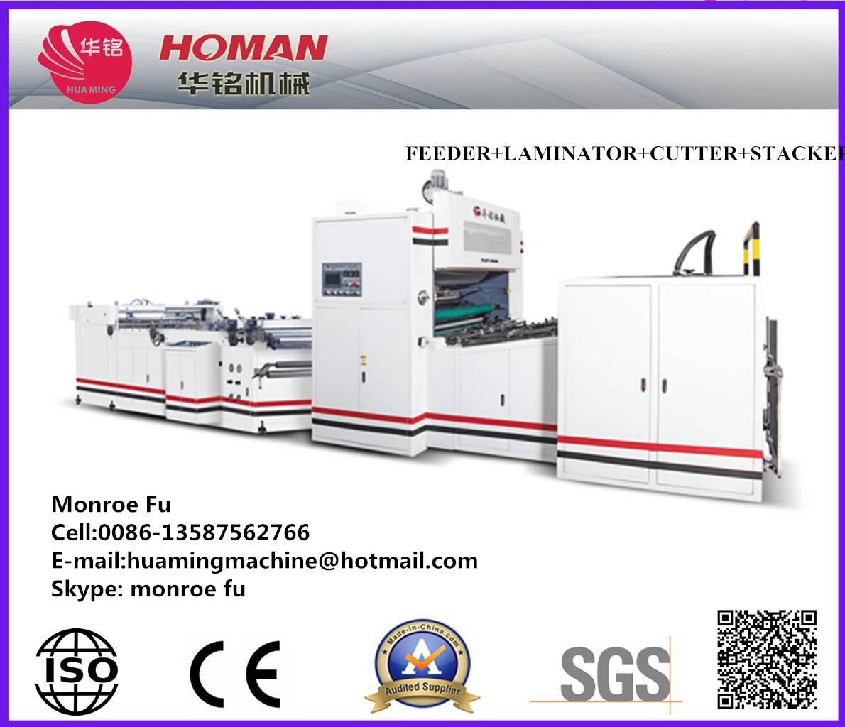 Full Automatic Film Laminating Machine