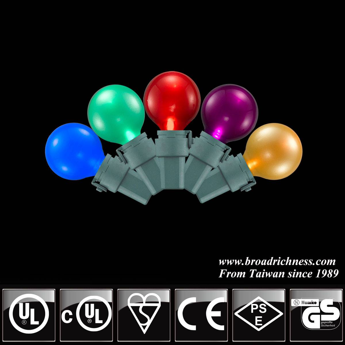 G20 LED string light