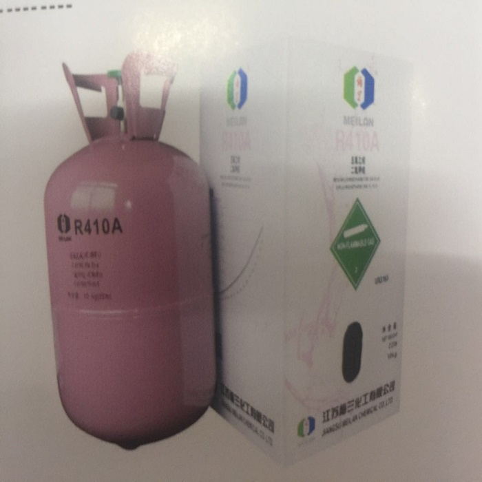 Factory Providing Refrigerant Gas R410AHigh quality high purity mixed refrigerant