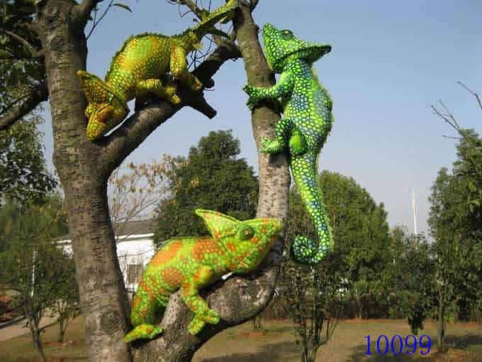 plush chameleon/plush toy/plush animal