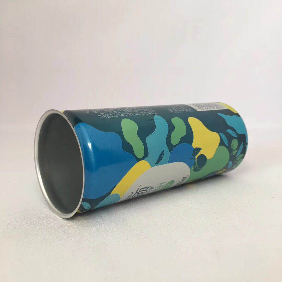 Two Pieces Slim 250ml Aluminum Cans