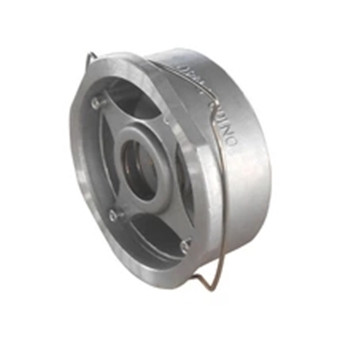 Lift type Wafer Check Valve is also named as Wafer type Rising Check Valve H71H