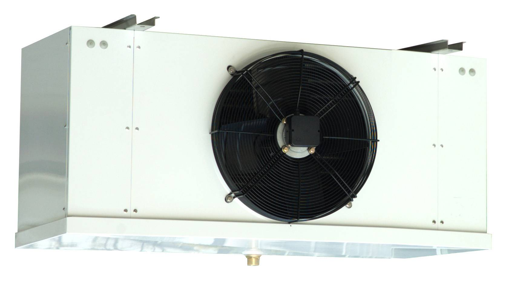 Industrial type air coolers