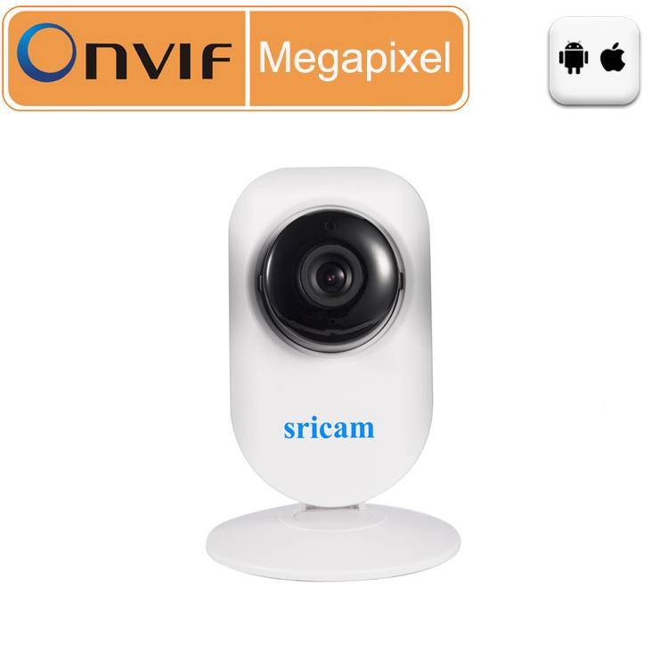 Sricam SP009B CMOS two way Audio free wireless video camera with 128G Micro SD Card