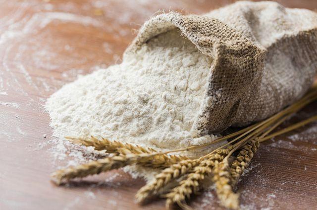 Russian high quality wheat flour