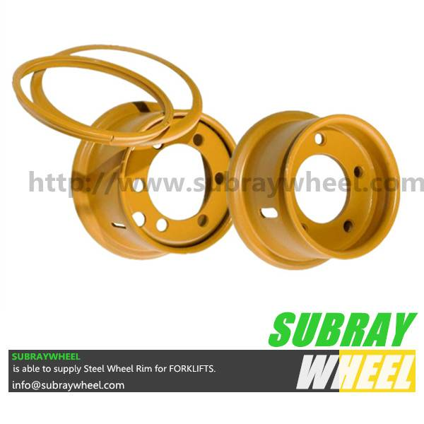 Forklift Trucks Wheel Rims
