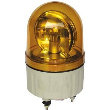 DC12V LTE1082J indicator beacon bulb lamp signal revolving warning lights screw fixing traffic warni