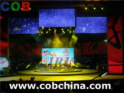 new 2015 true color rgb stage led panel for concert