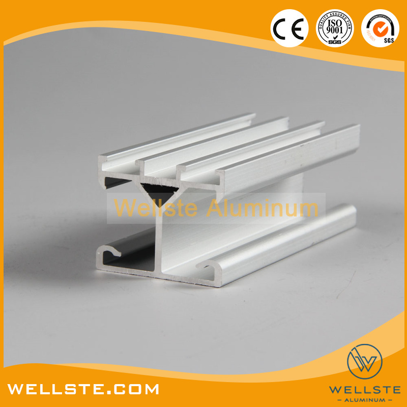 Hot Selling 6063 t5 Aluminum Linear Rail Profile for Furniture Decoration