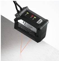 IA CMOS Analog Laser Sensor