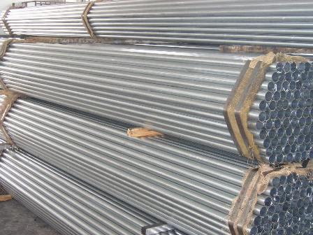 HR/CR GI galvanized Welded Steel Tube & Pipe