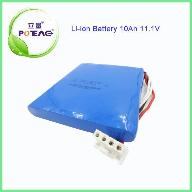 Customized li-ion type battery pack 12v 10ah