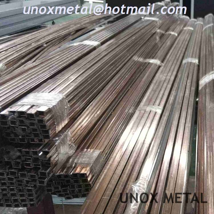 Stainless Steel Edge Trim, All Finishes, Metals Trim Profile Channels