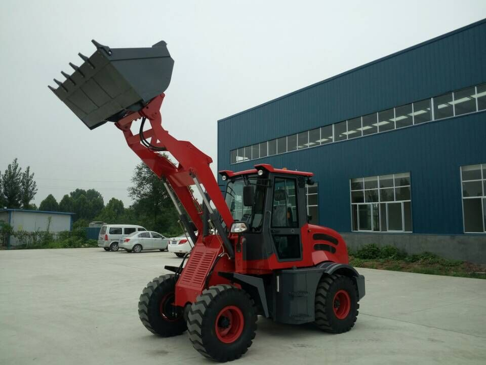 1.8 ton AS918 mini front wheel loader for sale