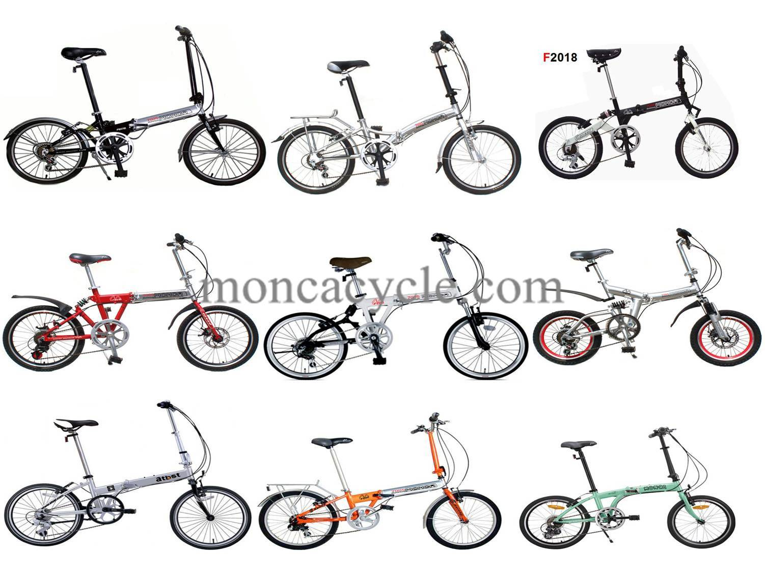 Folding Electric Bike with 8Fun Motor EM27