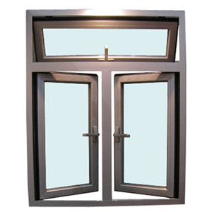 Aluminum Window Outward Opening Windows
