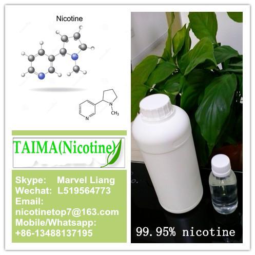Xi'an Taima Pure Nicotine - 99.99% USP grade nicotine