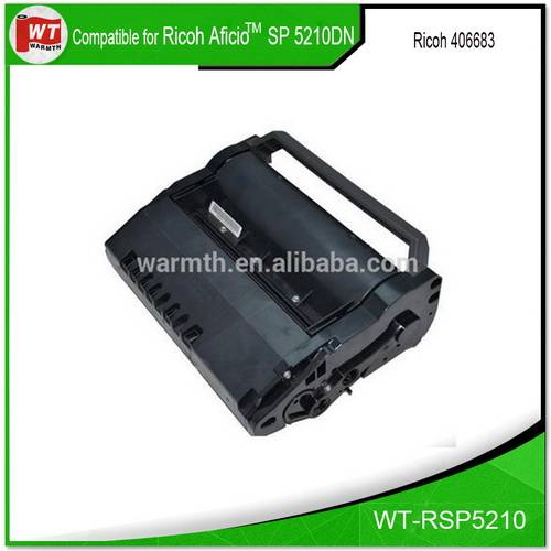 Compatible Toner Cartridge for Ricoh Aficio Sp 5210dn Ricoh 406683