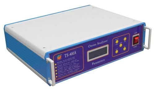 TS-400A OZONE CONCENTRATION TESTING DEVICE