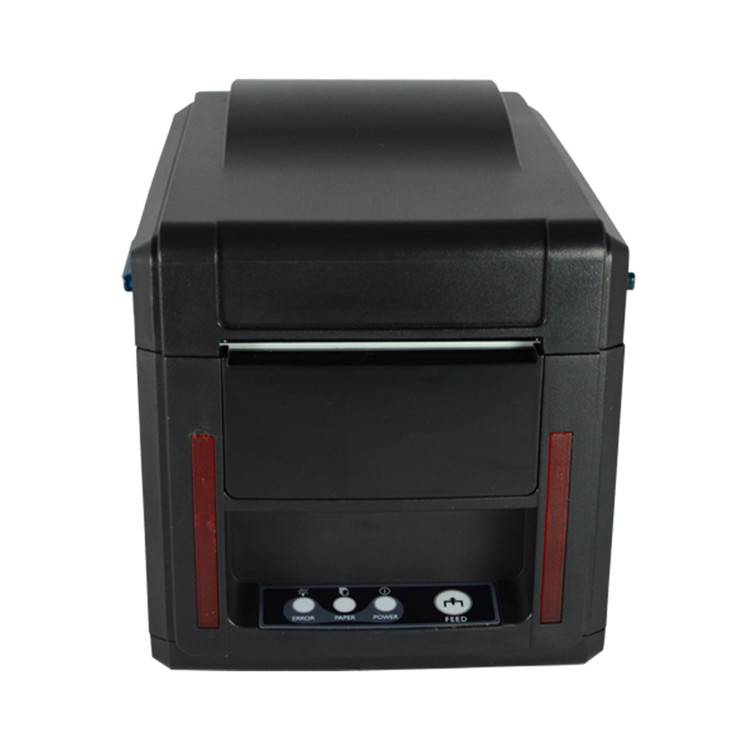 POS receipt printer with cuter pos printer 80mm thermal printing for order system