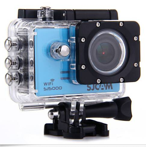 Original SJCAM SJ5000 WiFi Novatek 96655 Full HD Sport Action Camera+Extra 1pcs battery+Battery Char