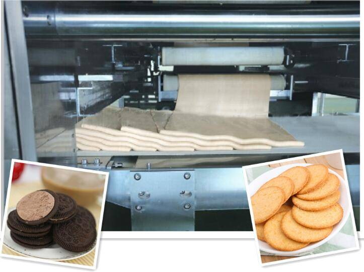 chinese biscuit production line