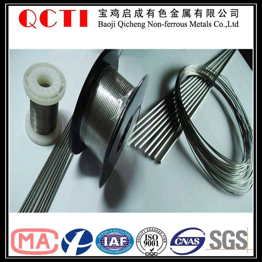 titanium wire in stock