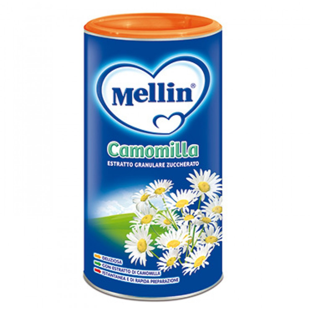 Mellin Camomilla 200g, Old Town White Coffee (Classic, Hazelnut) 1520
