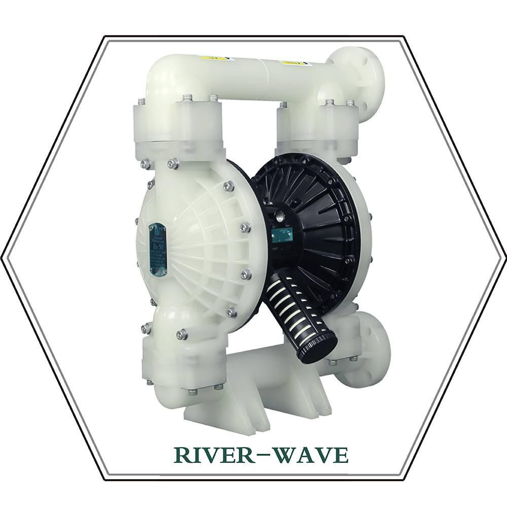 RV50 Pneumatic Diaphragm Pump (plastic)