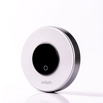 AirRadio home use R1 natural gas alarm carbon monoxide detector