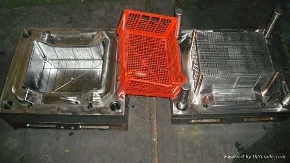 fruit container mould