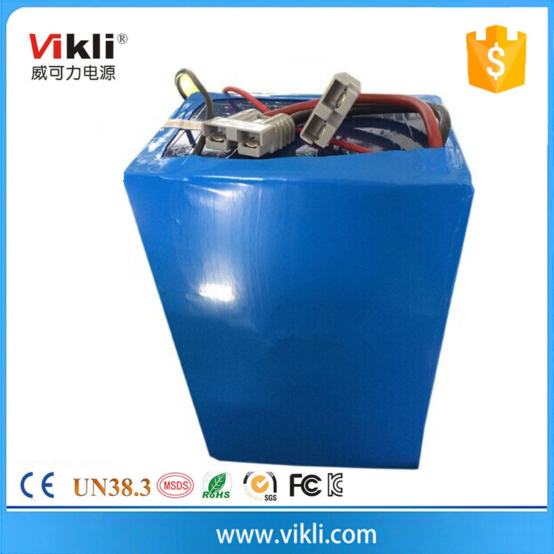 Lithium FePO4 Battery Packs 100AH prismatic li-ion battery 12V