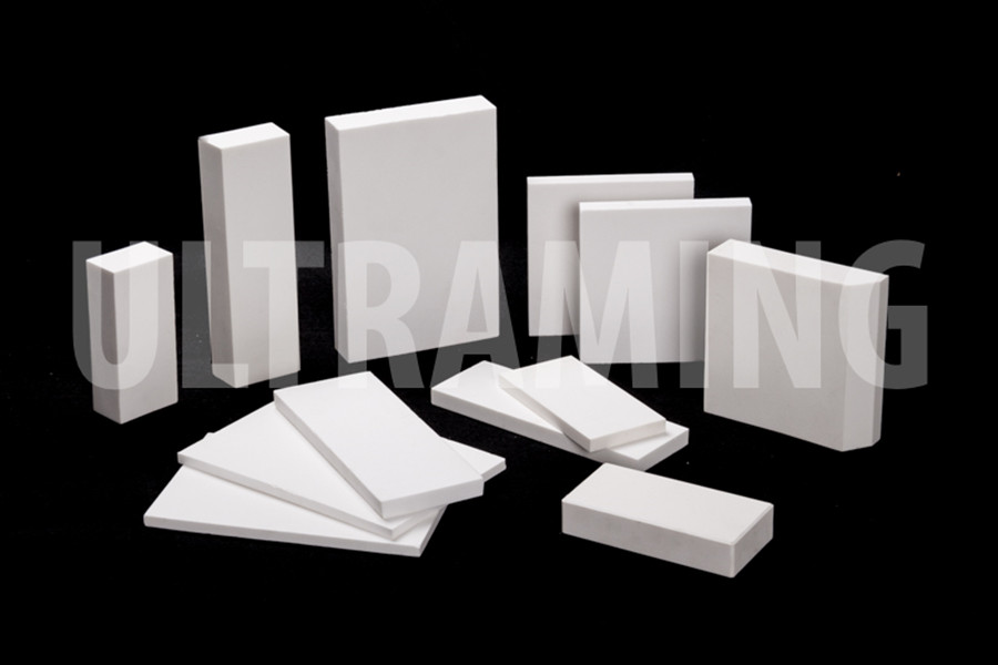 High Alumina Ceramic Wear Resistant Tiles