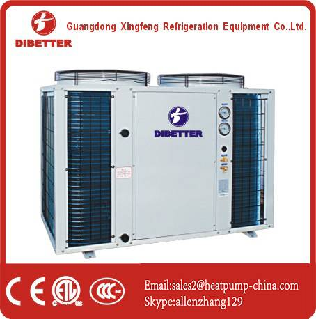 commercial hvac heat source pumps or ground heat pump