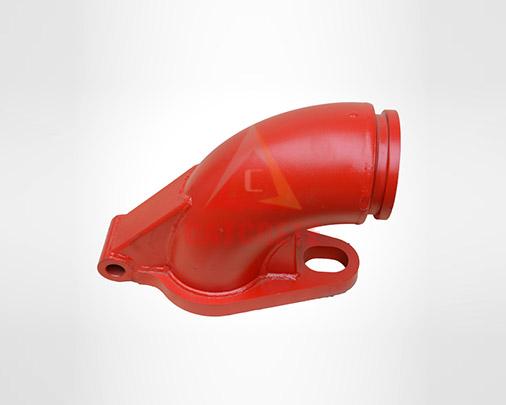 Concrete Pump Parts SANY Outlet NO.1 Elbow/Hinge Bent Pipe A810301010907C 11619406C