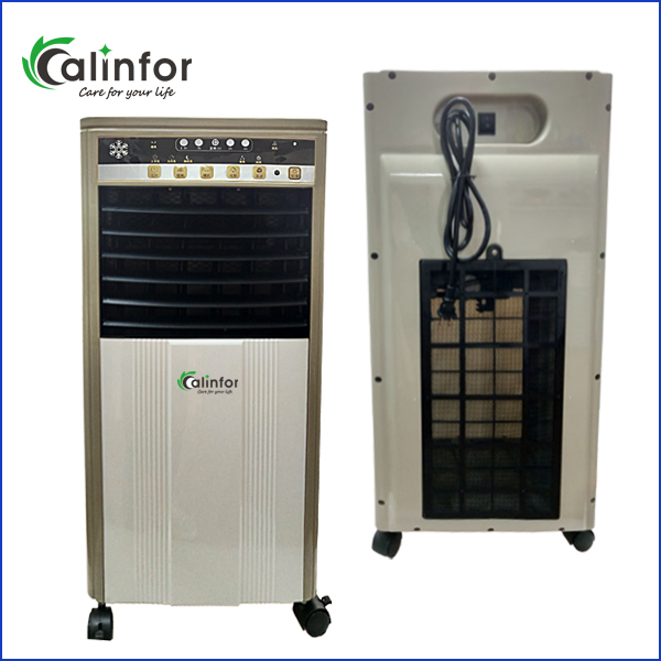 2018Hot selling low consumption air cooler & heater