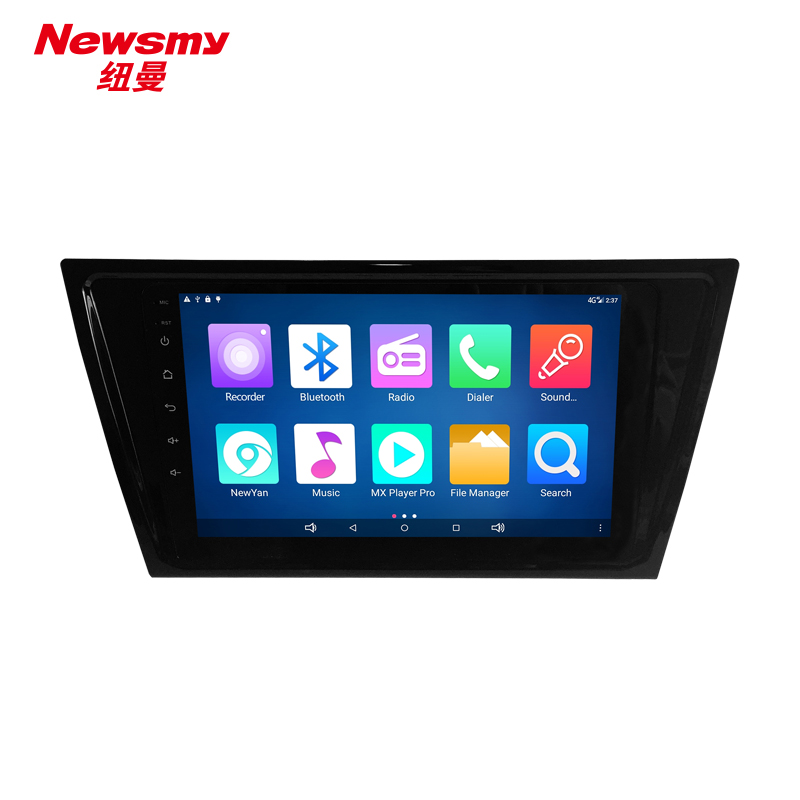 NM7106-H-H0 VW Bora 2016canbus Newsmy CarPad4 head unit Android 5.0 with Newyan APP