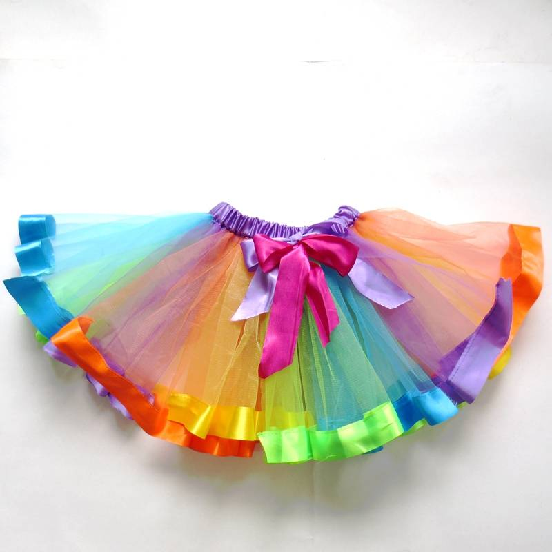 Fluffy dreamy ballet tutu skirt
